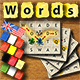 Words International - The rotating letter word search puzzle board game. Mobilutions.eu