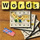 Words English - The rotating letter word search puzzle board game. Mobilutions.eu