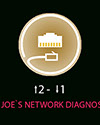 Joe`s Network Diagnostic Analyzer Monitor Scanner and Security Utility Professional  - Apple Watch Features - Mobilutions.eu
